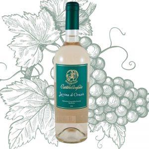 Lacrima di Orazio vino bianco aglianico cantine Bonifacio